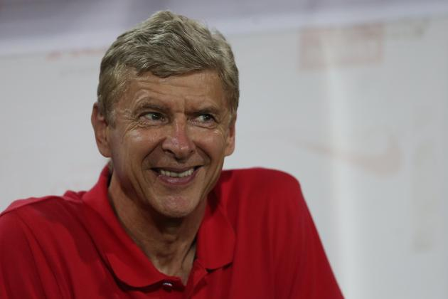 Charting Arsenal's Summer Hunt for a Striker