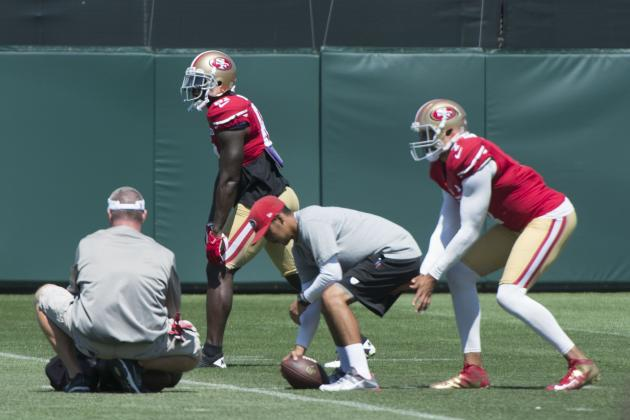Early Observations from San Francisco 49ers Training Camp