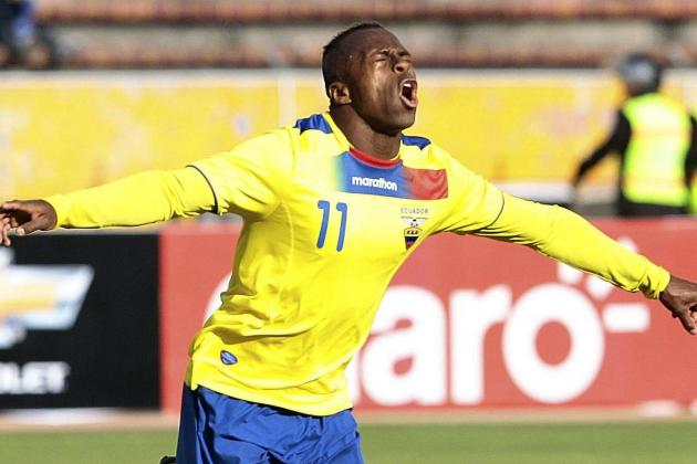 Christian Benitez: 5 Best Goals of Chucho's Career