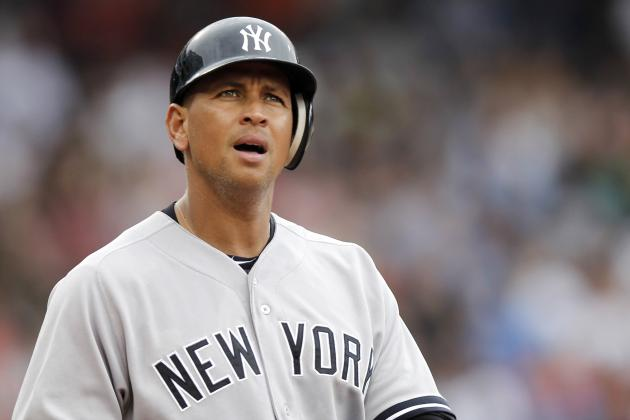 Alex Rodriguez Through the Years on and off the Field
