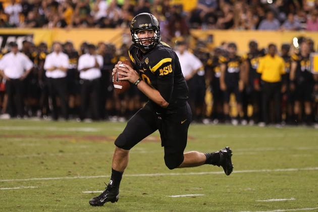5 Arizona State Football Players Who Will Make or Break the Sun Devils' Season