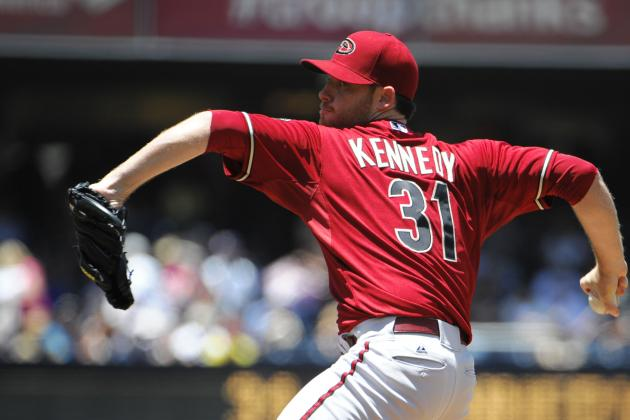 Winners and Losers of Diamondbacks-Padres Trade Sending Ian Kennedy to San Diego