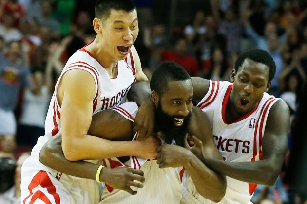 Houston Rockets' Top 10 Plays from 2012-13