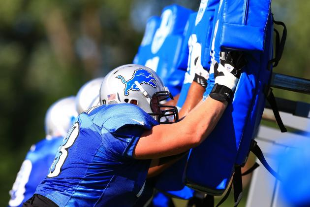 Stock Up, Stock Down for Detroit Lions Training Camp