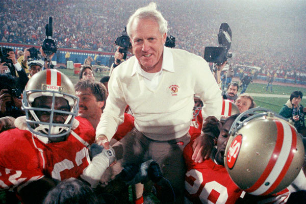 Ranking the 5 Greatest Head Coaches in San Francisco 49ers History