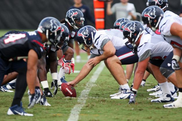 Early Observations from Houston Texans' Training Camp