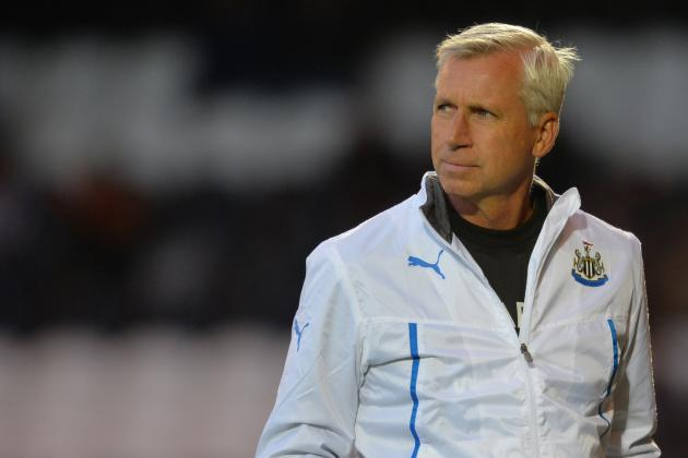 Transfer Targets Who Would Fit with Pardew's Tactics at Newcastle