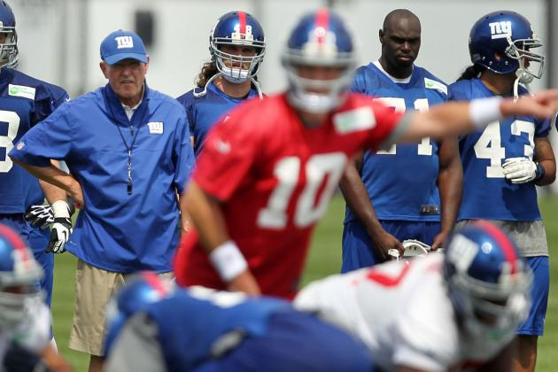 Stock Up, Stock Down for New York Giants Training Camp