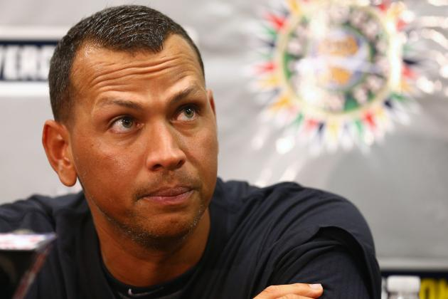 Baseball Records A-Rod Now Will Never Break