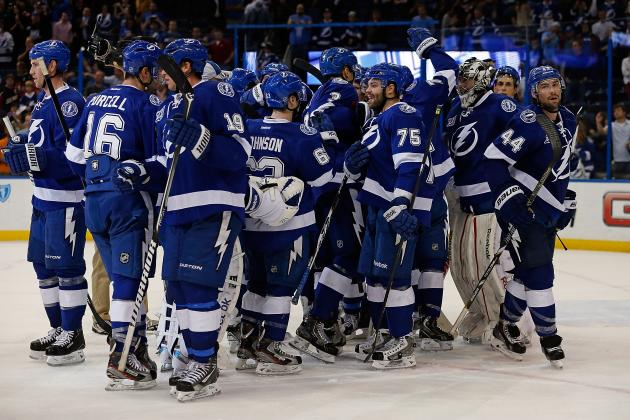The Biggest Storyline Surrounding Each Tampa Bay Lightning Star in 2013 Season