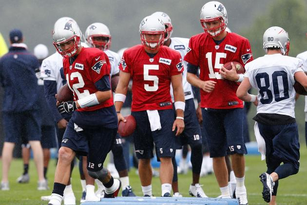 Stock Up, Stock Down for New England Patriots Training Camp