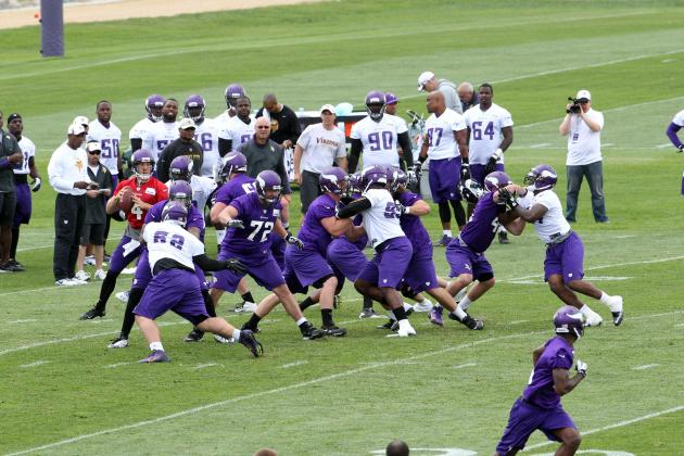 Early Observations from Vikings Training Camp