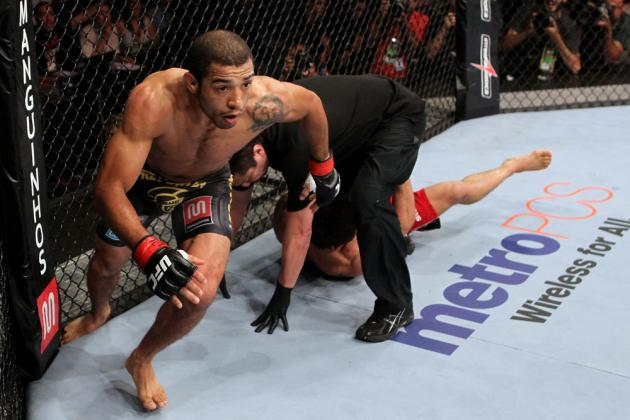 The Best Knockout from Each Weight Division in UFC History
