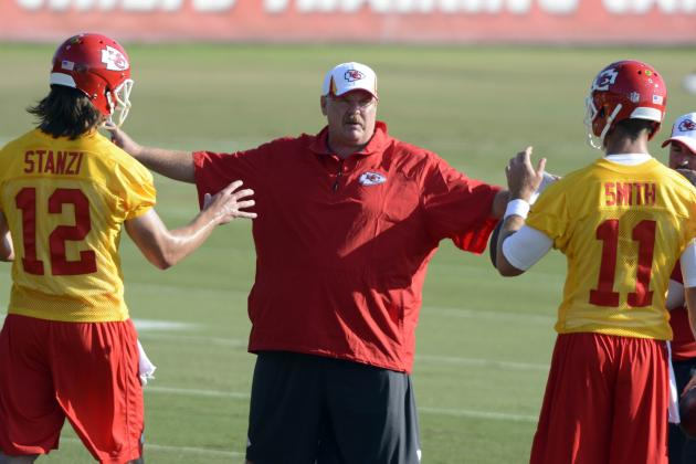 Early Observations from Chiefs Training Camp