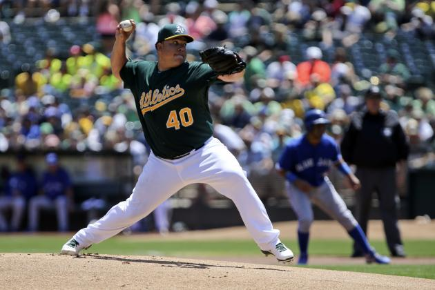 Oakland A's: Grades for Every Player in July