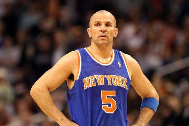 Best Free-Agent Point Guard Options for NY Knicks to Replace Jason Kidd
