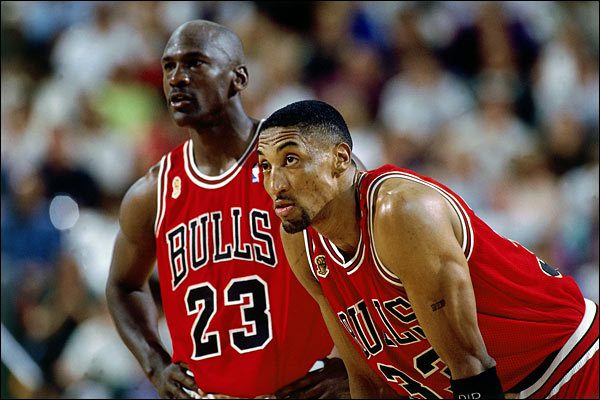 Ranking the Top 25 Players in Chicago Bulls History