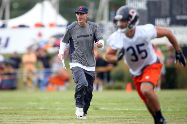 Stock Up, Stock Down for Chicago Bears Training Camp