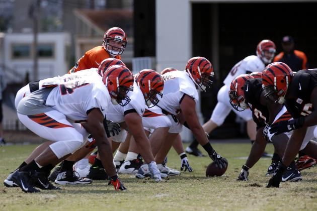 Stock Up, Stock Down for the Cincinnati Bengals Training Camp