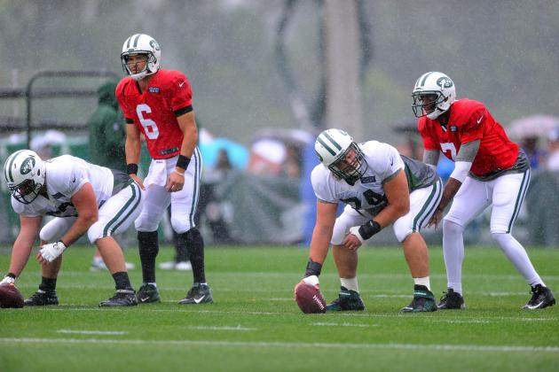 Stock Up, Stock Down for New York Jets Training Camp