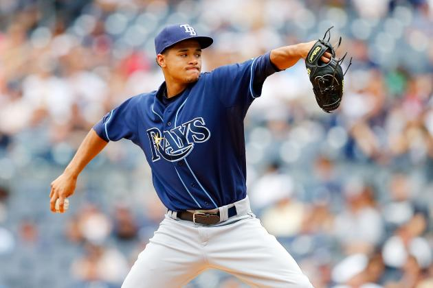 Tampa Bay Rays Grades for Every Player in July
