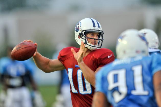 Stock Up, Stock Down for Tennessee Titans Training Camp