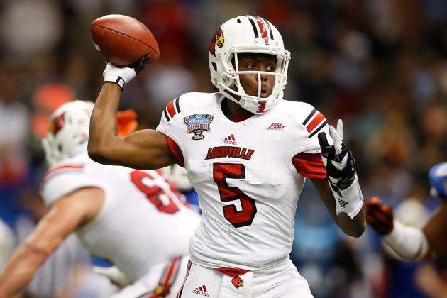 College Football Teams on High Upset Alert in Week 1 of 2013 Season