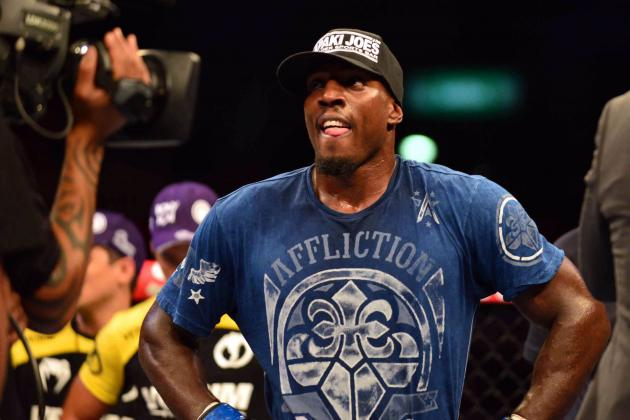 UFC 163 Results: Top 10 Light Heavyweights in the UFC