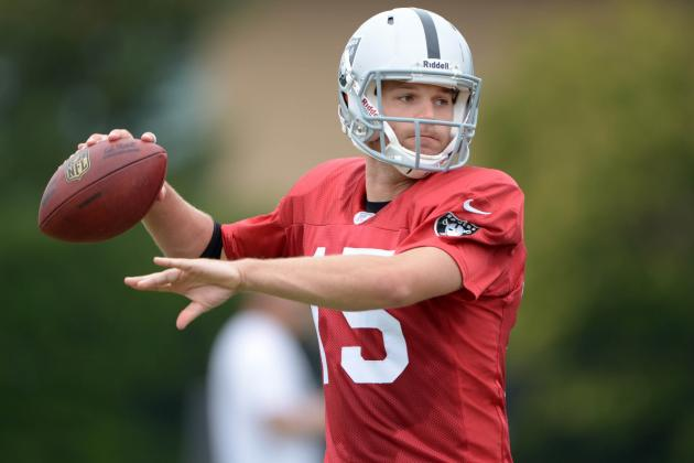 Stock Up, Stock Down for Oakland Raiders Training Camp