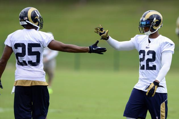 Stock Up, Stock Down for St. Louis Rams Training Camp