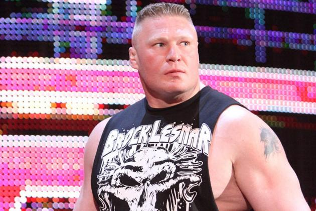 Brock Lesnar's 10 Greatest Moments as a WWE Superstar