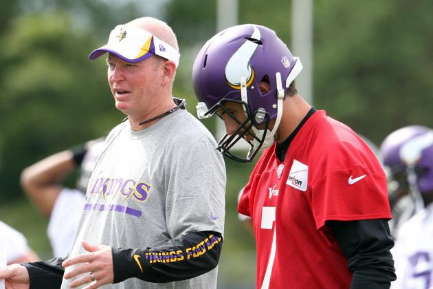 Stock Up, Stock Down for Minnesota Vikings Training Camp