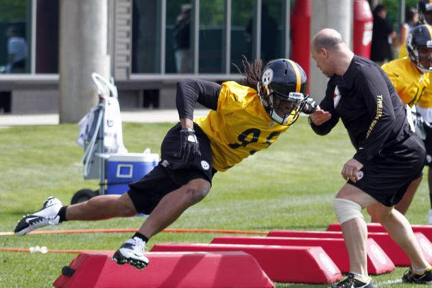 Stock Up, Stock Down for Pittsburgh Steelers Training Camp