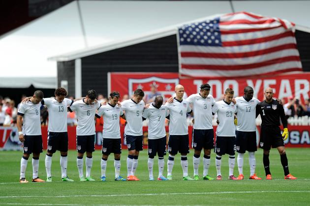 Picking 23 Names for the USMNT 2014 World Cup Roster