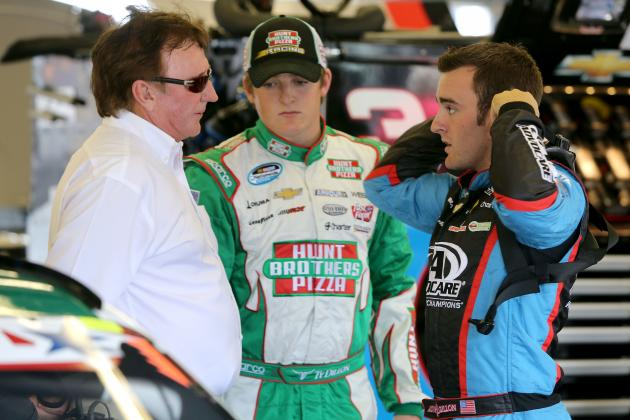 Ranking the Top 10 Prospects in NASCAR's Developmental Series