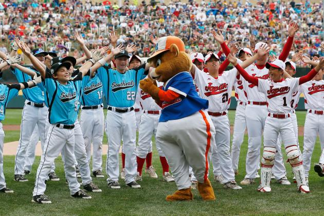 Little League World Series Regionals 2013: Tournament Results and Standings