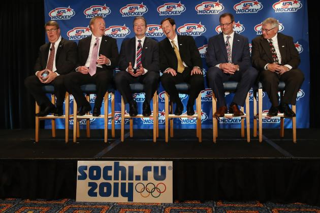 Predicting San Jose Sharks in 2014 Sochi Winter Olympics