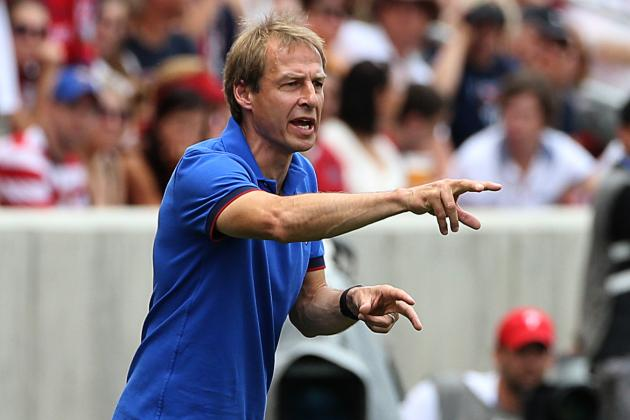USMNT: World Cup Roster Bubble Boys After the Gold Cup