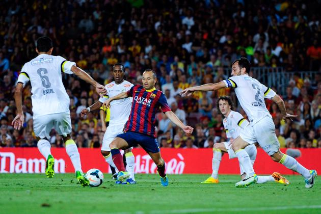 Santos vs. Barcelona: 5 Things We Learned