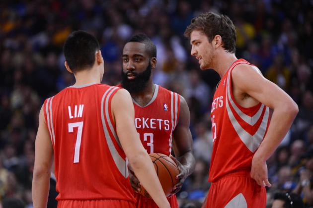 Reviewing the Houston Rockets' Depth Chart at Each Position