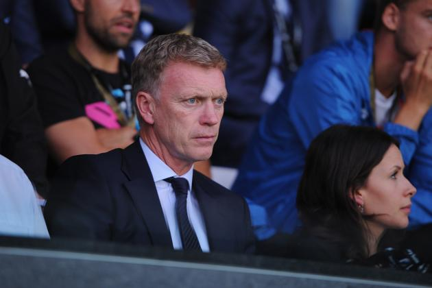 Big Decisions for David Moyes Before the Premier League Season Starts