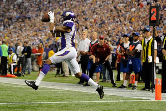 Power Ranking the 5 Greatest Wide Receivers in Minnesota Vikings History