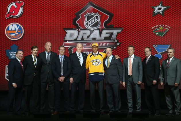 10 Names to Learn for the 2014 NHL Draft