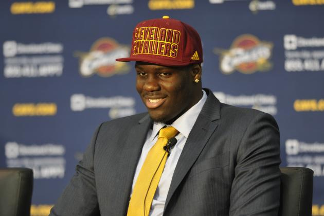 5 Things You Didn't Know About No. 1 Pick Anthony Bennett