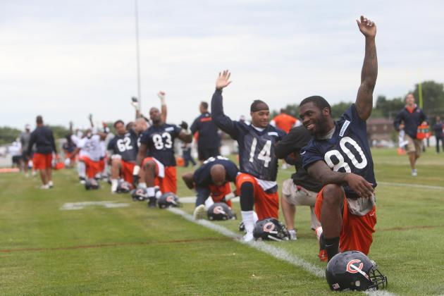 Bears Stock Watch: Which Players Are Rising and Falling Through 2 Weeks of Camp