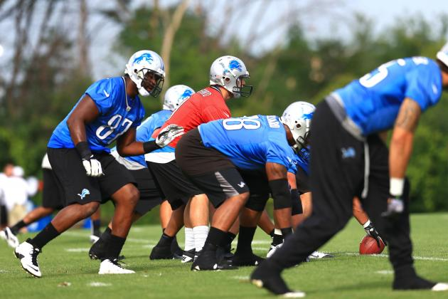 8 Things We Learned from Lions' Training Camp so Far