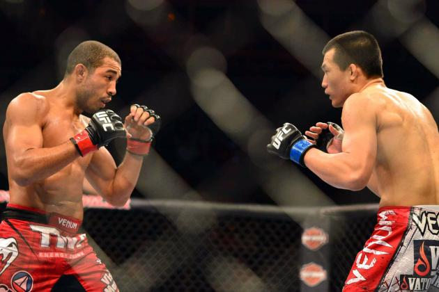 UFC 163 Results: Grades for Every Main Card Fighter from Aldo vs. Korean Zombie