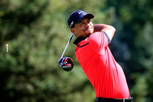 PGA Championship Odds 2013: Handicapping the Field at Oak Hill
