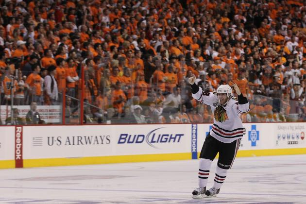 Ranking the 10 Most Clutch Goals in NHL History