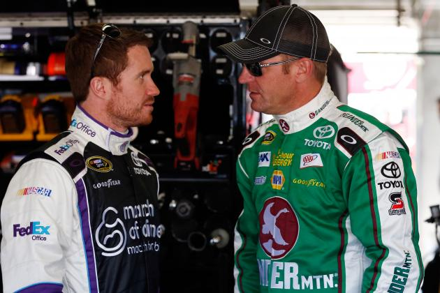 Ranking the 10 Most Underrated Drivers in NASCAR